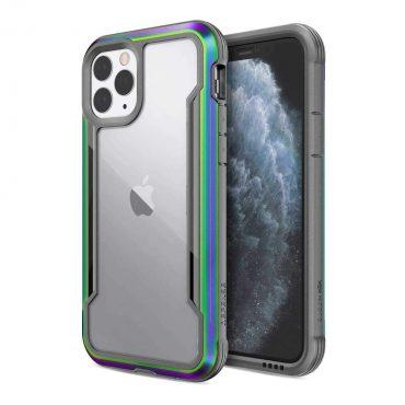 كفر iPhone 11 Pro X-Doria Defense Shield - قوس قزح