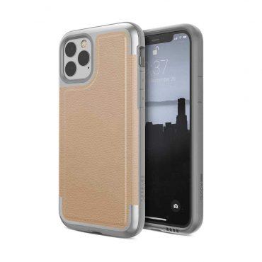 كفر iPhone 11 Pro X-Doria Defense Prime - بني فاتح