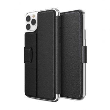 كفر دفتر Apple iPhone 11 Pro Max X-Doria Folio Air - أسود