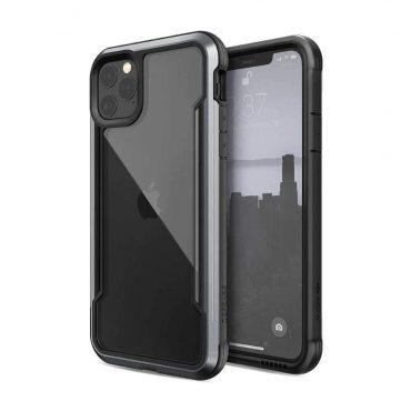 كفر Apple iPhone 11 Pro Max X-Doria Defense Shield - أسود