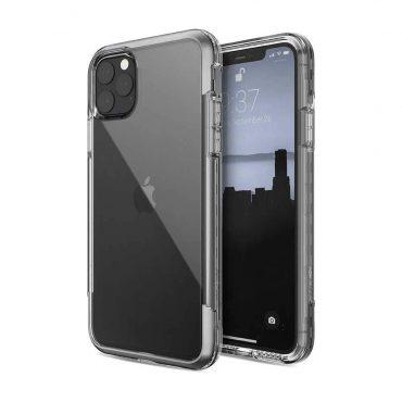 كفر iPhone 11 Pro Max X-Doria Defense Air - شفاف