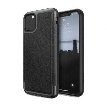 كفر iPhone 11 Pro Max X-Doria Defense Prime - أسود