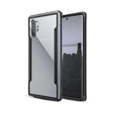 كفر Samsung Galaxy Note 10 Pro X-Doria Defense Shield Back Case - أسود