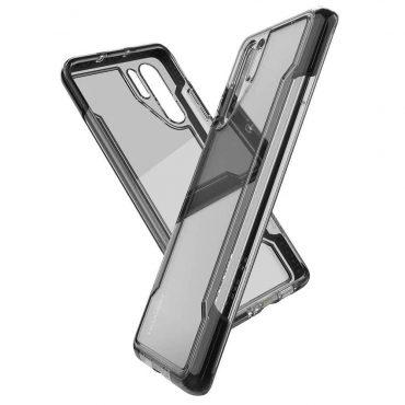 كفر Huawei P30 Pro X-Doria Defense Clear Back Case - أسود