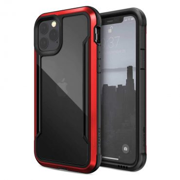 كفر  X-Doria Defense Shield iPhone 11 Pro - Red