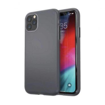 كفر X-Doria Air skin iPhone 11 Pro - Smoke