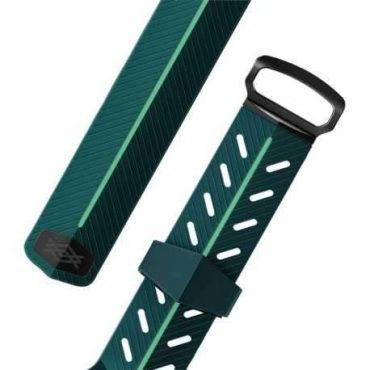 حزام لساعة أبل مقاس 42/44 ملم من X-Doria - أزرق/ أخضر