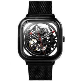 ساعة MI CIGA Design  الأوتوماتيكية للرجال (سوداء)- من شاومي