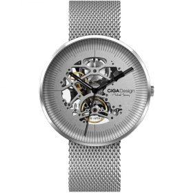 ساعة MI CIGA DESIGN  الميكانيكية (فضي) My*series من شاومي