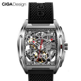 ساعة MI CIGA DESIGN  الميكانيكية للرجال z series (أسود) من شاومي