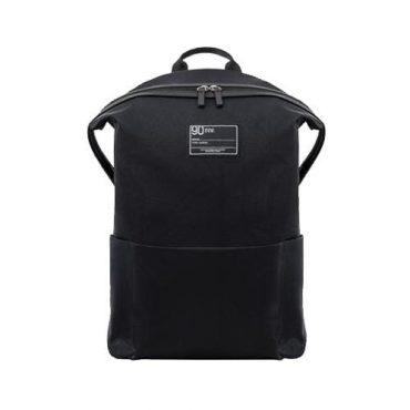 حقيبة الظهر 90FUN العصرية (باللون الأسود) - من شاومي
