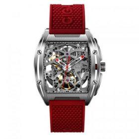 ساعة MI CIGA DESIGN  الميكانيكية للرجال *z series ( أحمر) من شاومي