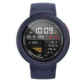 ساعة Amazfit VERG الإلكترونية (الأزرق) - شاومي