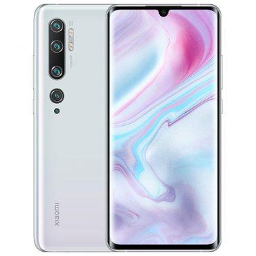 هاتف XIAOMI NOTE 10 - رامات 6 جيجا - 128 جيجا تخزين- أبيض