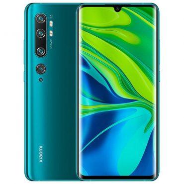 هاتف XIAOMI NOTE 10 - رامات 6 جيجا - 128 جيجا تخزين- أخضر