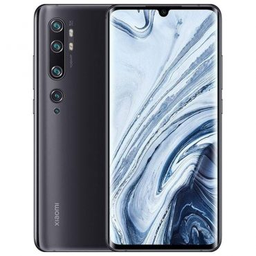 هاتف XIAOMI NOTE 10 - رامات 6 جيجا - 128 جيجا تخزين- أسود