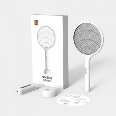 جهاز البعوض الكهربائي Qualitell - Electric Mosquito Swatter