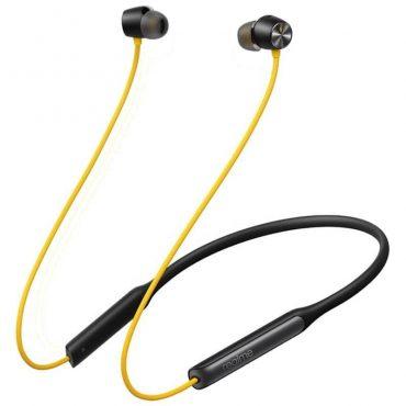 سماعة أذن لاسلكية Realme Wireless Bluetooth Buds - أصفر