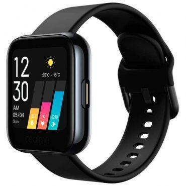 ساعة ريلمي الذكية Realme Watch - أسود
