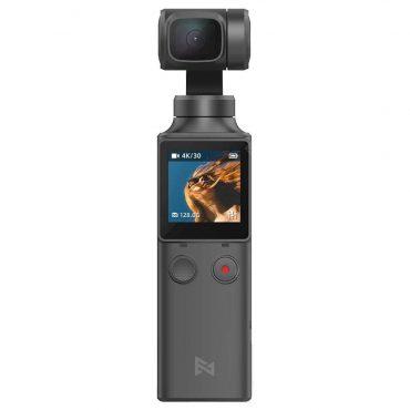 حامل كاميرا كاميرا مدمجة  FIMI PALM camera Gimbal Xiaomi Stabilizer 4K Handheld Camera أسود