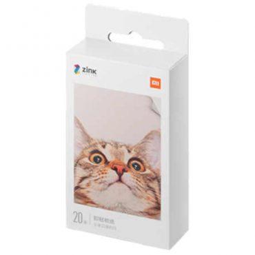 ورق طباعة لطابعة الصور المحمولة Mi Pocket Printer - 20 ورقة