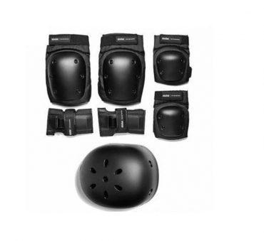 مجموعة معدات الوقاية الأصلية الكاملة من Ninebot 7 في 1