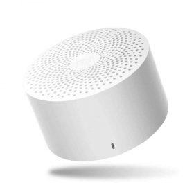 مكبر الصوت Mi Compact Bluetooth أبيض -شاومي
