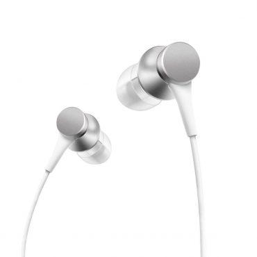 سماعة الأذن Mi In-Ear Basic - شاومي - فضية