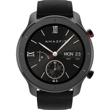 الساعة الذكية amazfit gtr 42mm