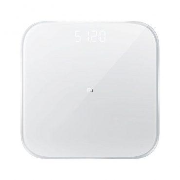 ميزان Mi Smart Scale 2 الذكي من شاومي - أبيض