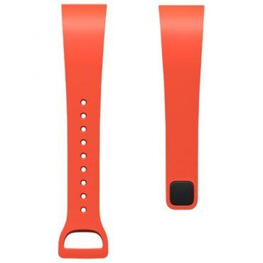 سوار Mi Smart Band 4C Strap الأصلي من شاومي – برتقالي