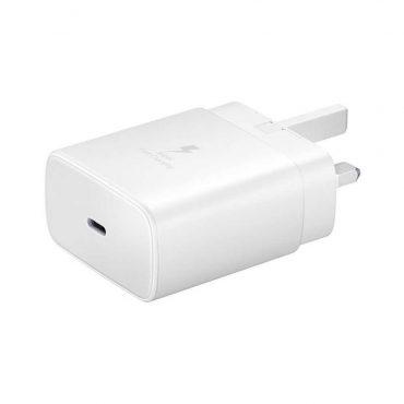 Samsung 25W PD USB-C Adapter -  White
