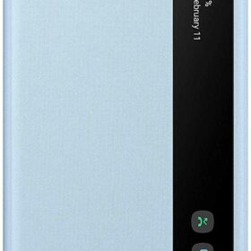 Samsung Galaxy S20+-S20+ 5G Smart Clear View Cover - Blue