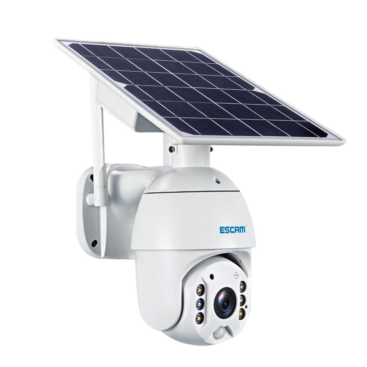 كاميرا المراقبة الخارجة بالطاقة الشمسية-PTZ solar camera